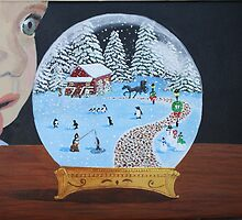 Snowglobe by Yvonne Carter
