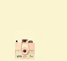 Vintage Camera by Emily Beal