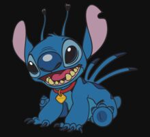 Stitch is so cute by LikeYou