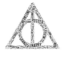 The Deathly Hallows by nimbusnought