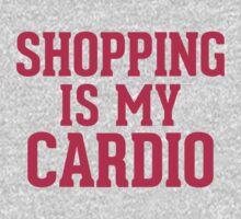 Shopping is my Cardio by RexLambo