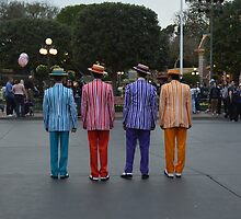 Dapper Dans!  by Lexie  Ramos