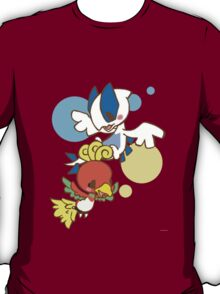 Lugia And Ho-Oh T-Shirt