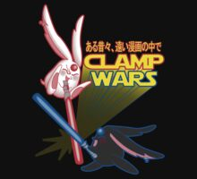 Clamp Wars T-Shirt