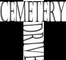 My Chemical Romance Poster Cemetery Drive by 50milestonow