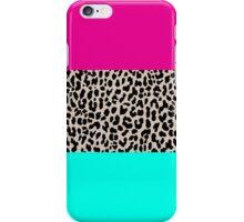 Leopard National Flag iPhone Case/Skin