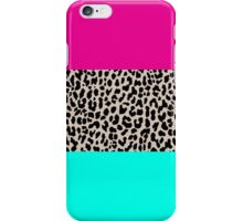Leopard National Flag iPhone Case/Skin