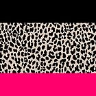 Leopard National Flag IV by Mary Nesrala