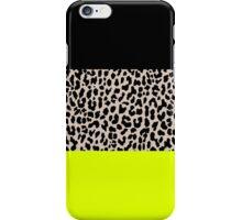 Leopard National Flag V iPhone Case/Skin