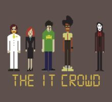The IT Crowd :: version 4.1 by ottou812