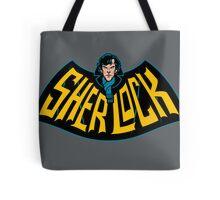 Sherlock Logo Tote Bag