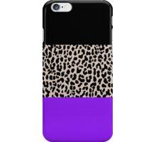 Leopard National Flag IX iPhone Case/Skin