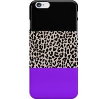 Leopard National Flag IX iPhone Case/Skin
