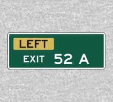 Exit Sign by cadellin