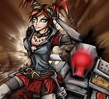 Gaige by AngelTripStudio