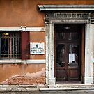 Venice building front by Jai Honeybrook