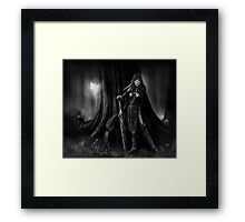 Sprite and Child of the Dragon Framed Print