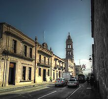 ©MS Down Town Morelia Lumia Card by OmarHernandez
