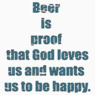 Beer proof by Daniela Reynoso Orozco