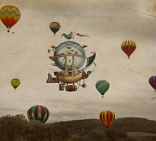 La Minerve 1803 travel in style by Bluepress