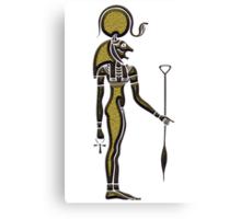 Bastet - Goddess of ancient Egypt Canvas Print