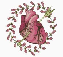 heart anatomical T-Shirt