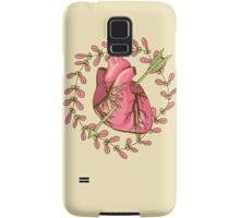 heart anatomical Samsung Galaxy Case/Skin