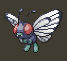 Pokemon FR/LG: 012 Butterfree by RWHTL