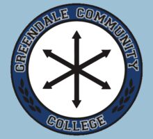 Greendale Community College Logo by Nicky Spencer