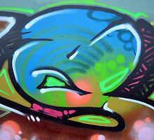 Graffiti As Art  by Schoolhouse62