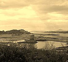 Castle Stalker and Beyond by printerbill