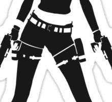 Lara Sticker
