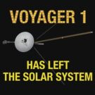 Voyager 1 by Blackwing