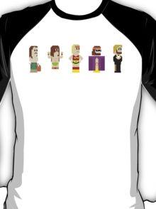 8-Bit Pro Wrestling T-Shirt