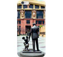 The Walt Disney Studios - The Michael D. Eisner Building iPhone Case/Skin