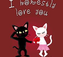 Honestly love you by BATKEI