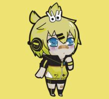 Len Kagamine Stylish energy L by winterchicken