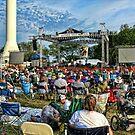 Woody Guthrie Folk Festival - Okemah Oklahoma by Jack McCabe