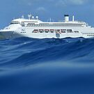 Blue Water Cruising by robpower