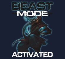 Beast Mode - Lee Sin by Cemre61