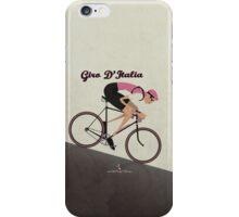 Giro D'Italia iPhone Case/Skin