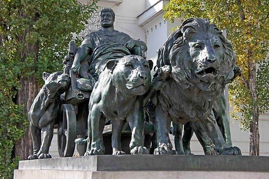 Marcus Aurelius by phil decocco