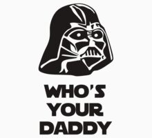Darth Vader Daddy by KatZivkovic
