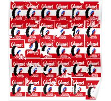 30 Calumet Labels Poster