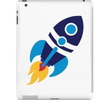 Rocket space iPad Case/Skin