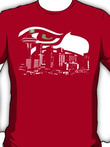 Seattle Seahawks NFL Fans Funny t-shirt HAWKcity Limited S-2XL T-Shirt
