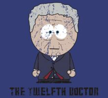 The Twelfth Doctor - Doctor Who (South Park) by robotplunger