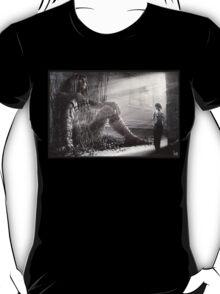 Cyberpunk Photo 009 t-shirt T-Shirt