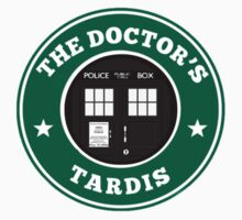 THE DOCTOR'S TARDIS by valeriabald