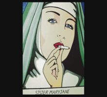 sister maryjane by staytrill